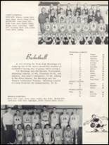 1953 Unity High School Yearbook Page 48 & 49