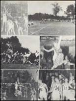 1953 Unity High School Yearbook Page 50 & 51