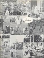 1953 Unity High School Yearbook Page 58 & 59