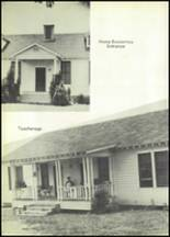 1950 Magnet Cove High School Yearbook Page 10 & 11