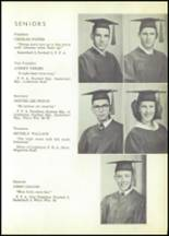 1950 Magnet Cove High School Yearbook Page 16 & 17