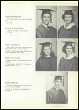 1950 Magnet Cove High School Yearbook Page 18 & 19