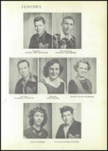 1950 Magnet Cove High School Yearbook Page 20 & 21