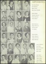 1950 Magnet Cove High School Yearbook Page 22 & 23