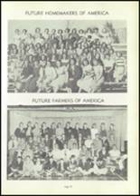 1950 Magnet Cove High School Yearbook Page 38 & 39