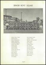1950 Magnet Cove High School Yearbook Page 42 & 43