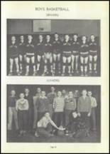 1950 Magnet Cove High School Yearbook Page 46 & 47