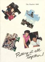 1986 Yearbook Permian High School