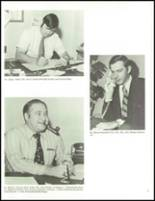 1973 South Hills Catholic Boys High School Yearbook Page 12 & 13