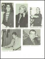 1973 South Hills Catholic Boys High School Yearbook Page 20 & 21