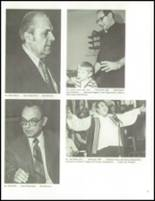 1973 South Hills Catholic Boys High School Yearbook Page 22 & 23