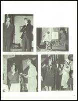 1973 South Hills Catholic Boys High School Yearbook Page 52 & 53