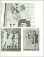1973 South Hills Catholic Boys High School Yearbook Page 54 & 55