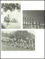 1973 South Hills Catholic Boys High School Yearbook Page 84 & 85
