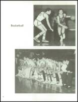 1973 South Hills Catholic Boys High School Yearbook Page 92 & 93