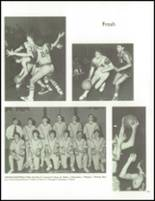 1973 South Hills Catholic Boys High School Yearbook Page 96 & 97