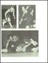 1973 South Hills Catholic Boys High School Yearbook Page 98 & 99