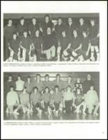 1973 South Hills Catholic Boys High School Yearbook Page 100 & 101