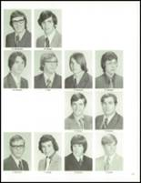1973 South Hills Catholic Boys High School Yearbook Page 130 & 131