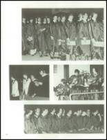 1973 South Hills Catholic Boys High School Yearbook Page 150 & 151