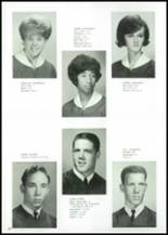 1966 Lincoln High School Yearbook Page 28 & 29