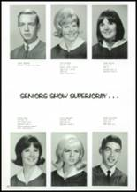 1966 Lincoln High School Yearbook Page 30 & 31