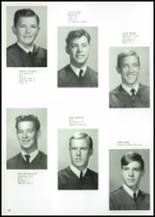 1966 Lincoln High School Yearbook Page 32 & 33