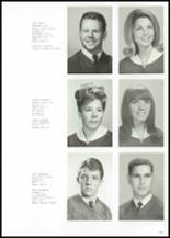 1966 Lincoln High School Yearbook Page 36 & 37