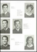1966 Lincoln High School Yearbook Page 38 & 39