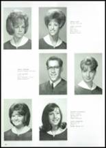 1966 Lincoln High School Yearbook Page 44 & 45