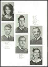 1966 Lincoln High School Yearbook Page 54 & 55