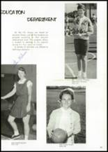 1966 Lincoln High School Yearbook Page 84 & 85