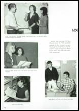 1966 Lincoln High School Yearbook Page 100 & 101
