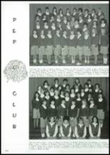 1966 Lincoln High School Yearbook Page 106 & 107