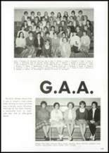 1966 Lincoln High School Yearbook Page 108 & 109