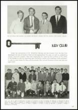 1966 Lincoln High School Yearbook Page 110 & 111