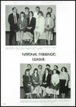 1966 Lincoln High School Yearbook Page 112 & 113
