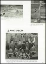 1966 Lincoln High School Yearbook Page 158 & 159