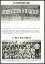 1966 Lincoln High School Yearbook Page 166 & 167