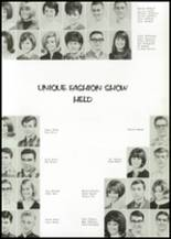 1966 Lincoln High School Yearbook Page 188 & 189