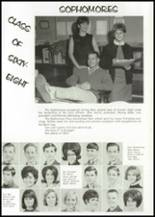 1966 Lincoln High School Yearbook Page 192 & 193