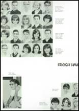1966 Lincoln High School Yearbook Page 208 & 209