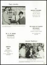 1966 Lincoln High School Yearbook Page 240 & 241