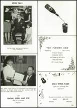 1966 Lincoln High School Yearbook Page 244 & 245