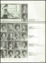 1979 Nathaniel Narbonne High School Yearbook Page 54 & 55