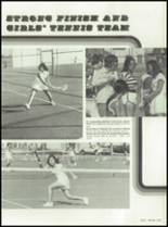 1979 Nathaniel Narbonne High School Yearbook Page 144 & 145