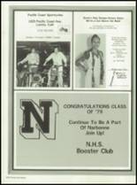 1979 Nathaniel Narbonne High School Yearbook Page 244 & 245