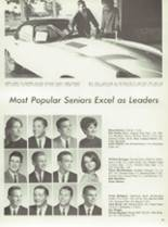 1965 Palos Verdes High School Yearbook Page 58 & 59