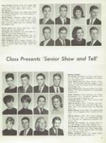 1965 Palos Verdes High School Yearbook Page 60 & 61
