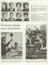 1965 Palos Verdes High School Yearbook Page 68 & 69